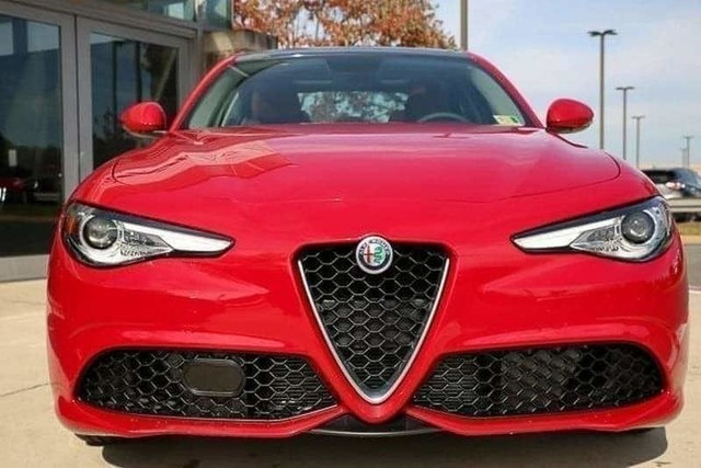 New 2019 Alfa Romeo Giulia Sport Sedan In Sterling La342 Alfa